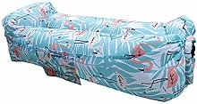 GQFGYYL Inflatable Lounger Air Sofa Couch with