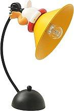 GQQ Corgi and Kodak Duck Table Lamp,