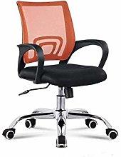 GQQ Desk Chair,Chair Ergonomic Mesh Home Leisure