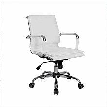 GQQ Desk Chair,Chair Pu Chair Computer Home Office