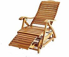GQQ Desk Chair,Home Easy Chair Balcony Nap Lounge