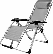 GQQ Desk Chair,Recliner Folding Chair Lounge Chair