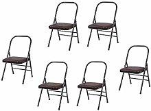 GQQ Desk Chair,Reinforced Double Beam Folding
