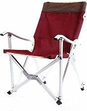 GQQ Desk Chair,Ultralight Aluminum Folding Chair