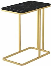 GQQ Desk,Shaped Side Table, Artificial Marble