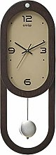 GQQ Home Wall Clock for Living Room Mute