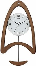 GQQ Home Wall Clock for Living Room Office Kitchen