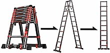 GQQ Ladders,Professional Telescoping Ladders for
