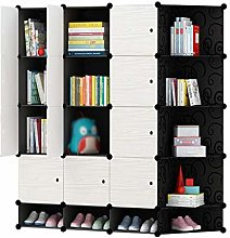 GQQ Shoe Storage Library Simple Multifunction Free
