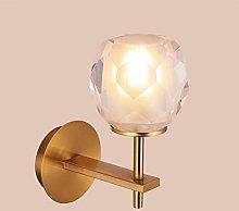 GQQ Vintage Wall Lamp Iron Wall Lights Night Light