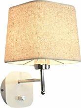 GQQ Vintage Wall Lamp Modern Minimalist Wall Light