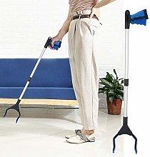 Grabber Tool, Long Trash Clamps Folding Sanitation