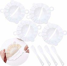 Gracelaza 8 Pcs Ravioli Dumpling Maker Set Manual