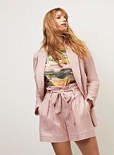 Graduate Fashion Week Pink Blazer With Linen - 24