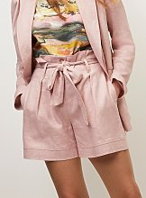 Graduate Fashion Week Pink Shorts With Linen - 14