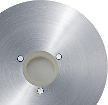 GRAEF Food Slicer Blade smooth in silver,