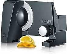 Graef S 10002 Electric 170 W Black Aluminium