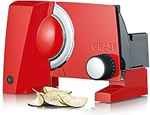 Graef S 10003 Electric 170 W Aluminium Red