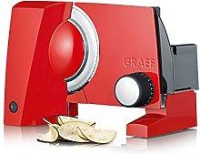 Graef S 10003Electric 170W Aluminium Red