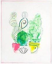 Graham & Brown Cactus Craze Canvas Wall Art