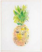 Graham & Brown Pineapple Tropics Canvas Wall Art
