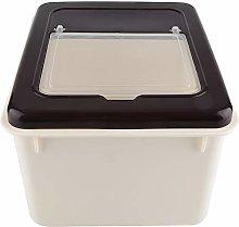 Grain Storage Container - Portable Rice Storage