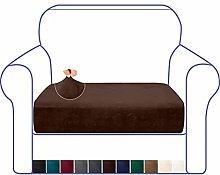 Granbest Luxurious Velvet High Stretch Sofa
