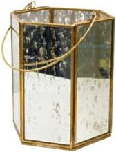 Grand Illusions - Antiqued Mirror and Brass