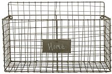 Grand Illusions - Wire Wall Basket