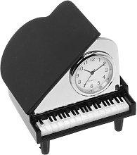 Grand Piano Miniature Novelty Clock