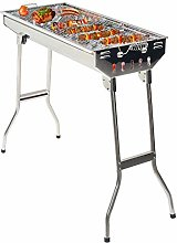 Grandma Shark BBQ Grill, Stainless Steel Barbecue