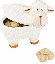 Grandma Wild's Ceramic Sheep Cookie Jar - Mini