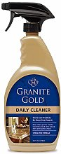 Granite Gold Daily Cleaner, Plastic, Gold