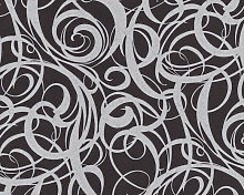 Graphic wallpaper wall EDEM 81136BR29 hot embossed