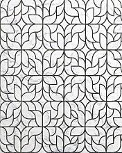 Graphic wallpaper wall EDEM 85074BR30 wallpaper