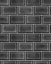 Graphic wallpaper wall Profhome BA220108-DI hot