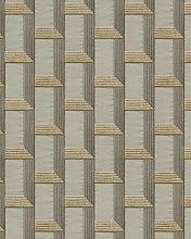 Graphic wallpaper wall Profhome DE120073-DI hot