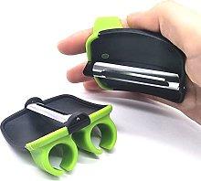 Grater Creative Food Vegetable Fruit Peeler Finger