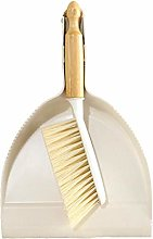 Gravere Clean Brush and Dustpan Set - Heavy Duty
