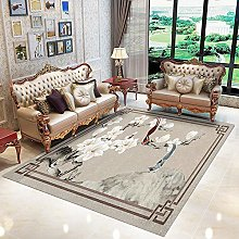 Gray Cheap Rug Abstract style stable soundproof