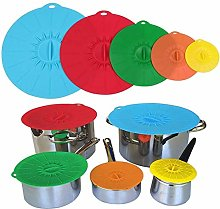 Grd Lid Reusable silicone lid round Hermetic