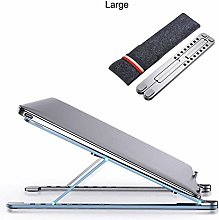 Grea Portable Folding Lap Desk Computer Table Lap
