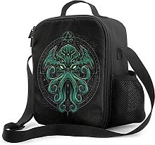 Great Cthulhu Lunch Box with Padded Insulated