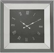 Great Divide Wall Clock Red Barrel Studio