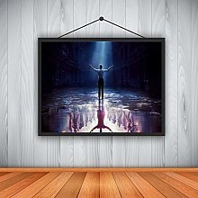 Great Performer HD Canvas Print Oil Painting Art