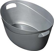 Great Plastic Plastic Multipurpose Oval Basket 37