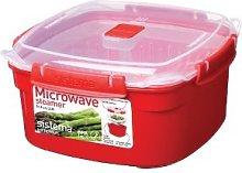 Great Value Sistema 2.4 Litre Medium Microwave