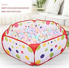 Greatangle Polka Dot Pattern Foldable Baby Kids