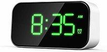 Greatangle-UK Black Background Electronic Alarm