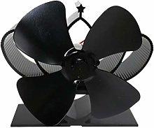 Greatangle YL201 Thermal Power Fireplace Fan Heat